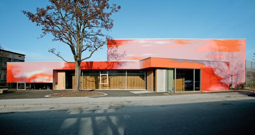 Funktionelle Fassadenfarbe Baral Denzlingen Emmendingen